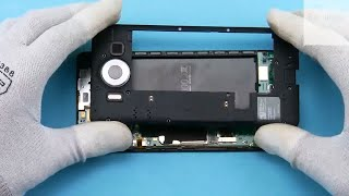 How to Disassembly and Assembly Microsoft Lumia 950 Full