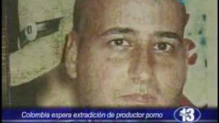 Autoridades colombianas esperan la extradición de Pablo Lapiedra