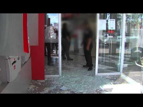 Mais um banco é assaltado em Campinas