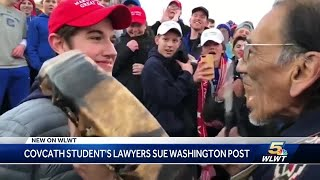 Attorneys for Nick Sandmann blast Washington Post in 38-page lawsuit