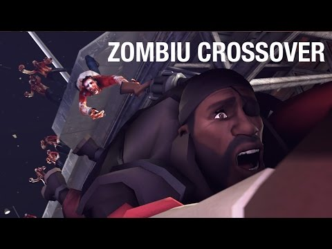Team Fortress 2 - ZombiU Crossover (Source Filmmaker)
