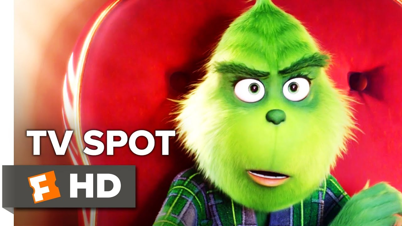 The Grinch 'Olympics'  TV Spot (2018) | Movieclips Trailers