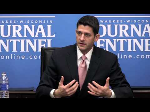 Fourth and State: Congressman Paul Ryan