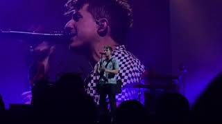 Charlie Puth - LA Girls - 2018-08-08 - Voicenotes Tour; St Paul, Minnesota