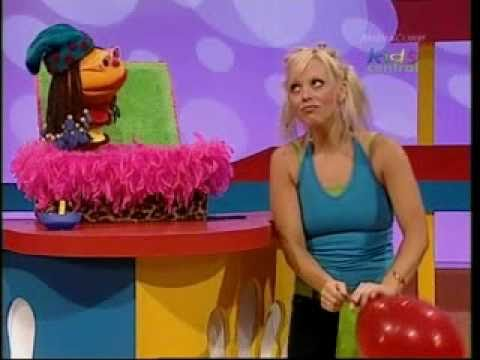 Hi 5 Kellie 39 S Balloon Experiment Youtube