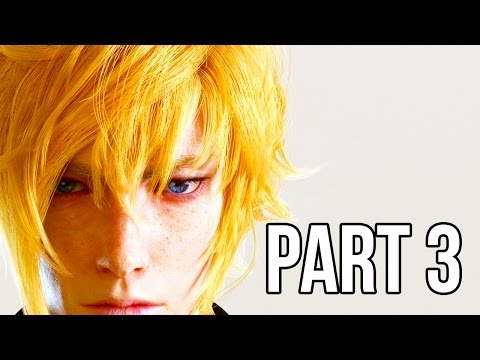 Final Fantasy 15 Gameplay Walkthrough - Part 3 - Episode Duscae (PS4 English Gameplay 1080p)