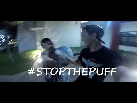 #StopThePuff PRANK! - World No Tobacco Day