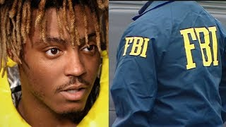 Juice WRLD Swallowed Loads of Percs to Hide From Feds at Airport
