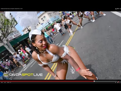 Hollywood Carnival 2015