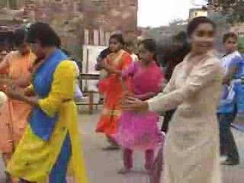 Kathak -pt. Chitresh Das Empowers Kids In Red Light District video