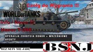WoT Xbox . Czołg do Wygrania !!! Honor T-28E !!! Info/News !!!