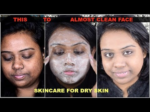 WINTER SKIN CARE ROUTINE FOR ALL SKIN TYPE - NIGHT TIME | ALL PRODUCTS UNDER 500