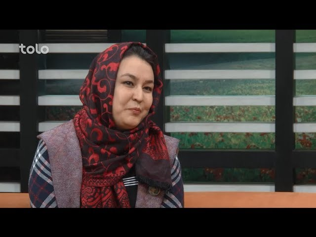 بامداد خوش - سخن زن - صحبت با حفیظه محمدی رسام و نقاش