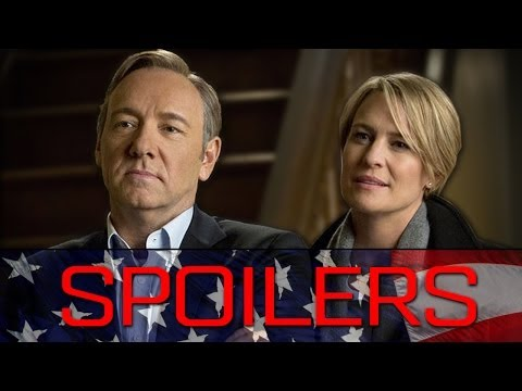 Lots of Sex on House of Cards - Episodes 24 & 25 Reviewed!