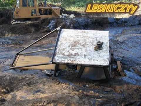 WTOPA URSUSA w LEPIKU / Pannen in der Landwirtschaft / terrible tractor accidents