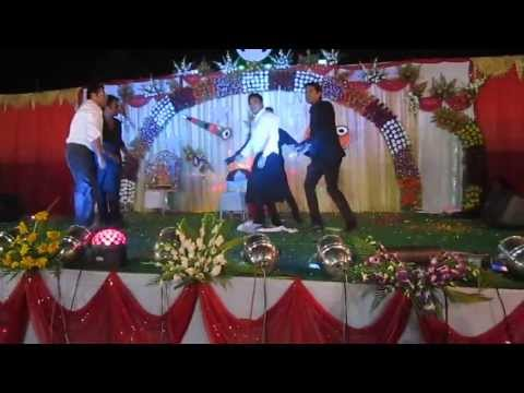 Bhootni ke dance  Gauravs wedding