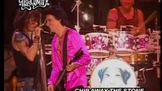 Watch Aerosmith Chip Away The Stone video