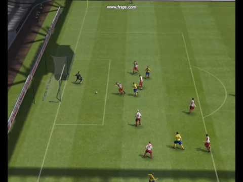 Another TOP PES 09 saves. This time there are more highly known keepers.