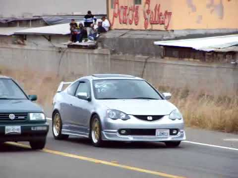 jetta VR6 vs Acura RSX part II