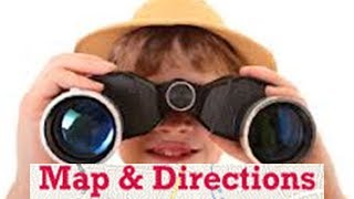 Maps for Kids Map reading Basic Types of Map  (Kindergarten, preschoolers,Toddlers)