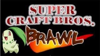 Super Smash Brosh Brawl MAPA Minecraft con sinplague