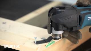 Makita Multi Tool TM3010C
