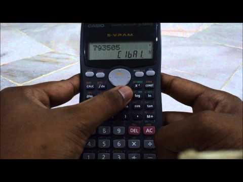 Vulgar + Calculator = Vulganator!!