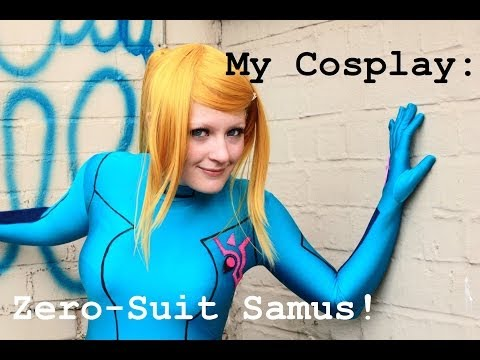 My Cosplay! : Zero-Suit Samus (Metroid)