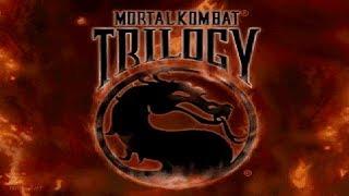 Mini Maratón Mortal Kombat Trilogy  part 2/?