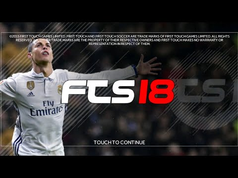 FTS 18 Android 250 MB Offline First Touch Soccer 2018 #1