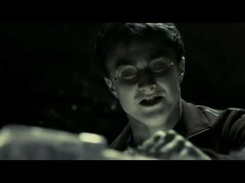 Harry Potter And The Half Blood Prince Extended Cut - Cave Scene Part 3