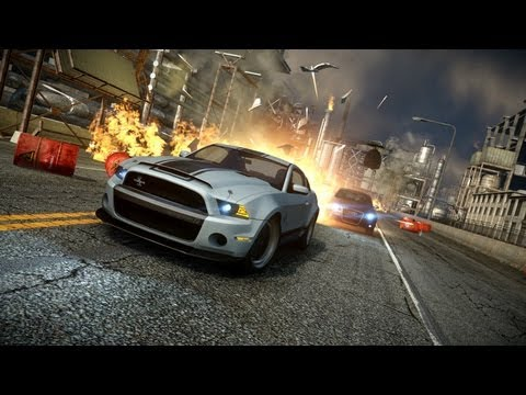 The Making Of Michael Bay's Need For Speed The Run TV Commercial