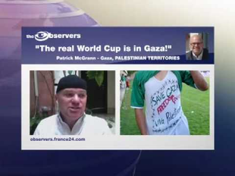 The Observers: A World Cup in Gaza