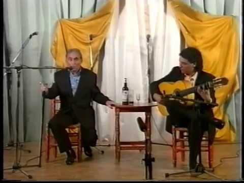 CURRO LUCENA ( Seguiriyas ) Guit: Quique Paredes 1995