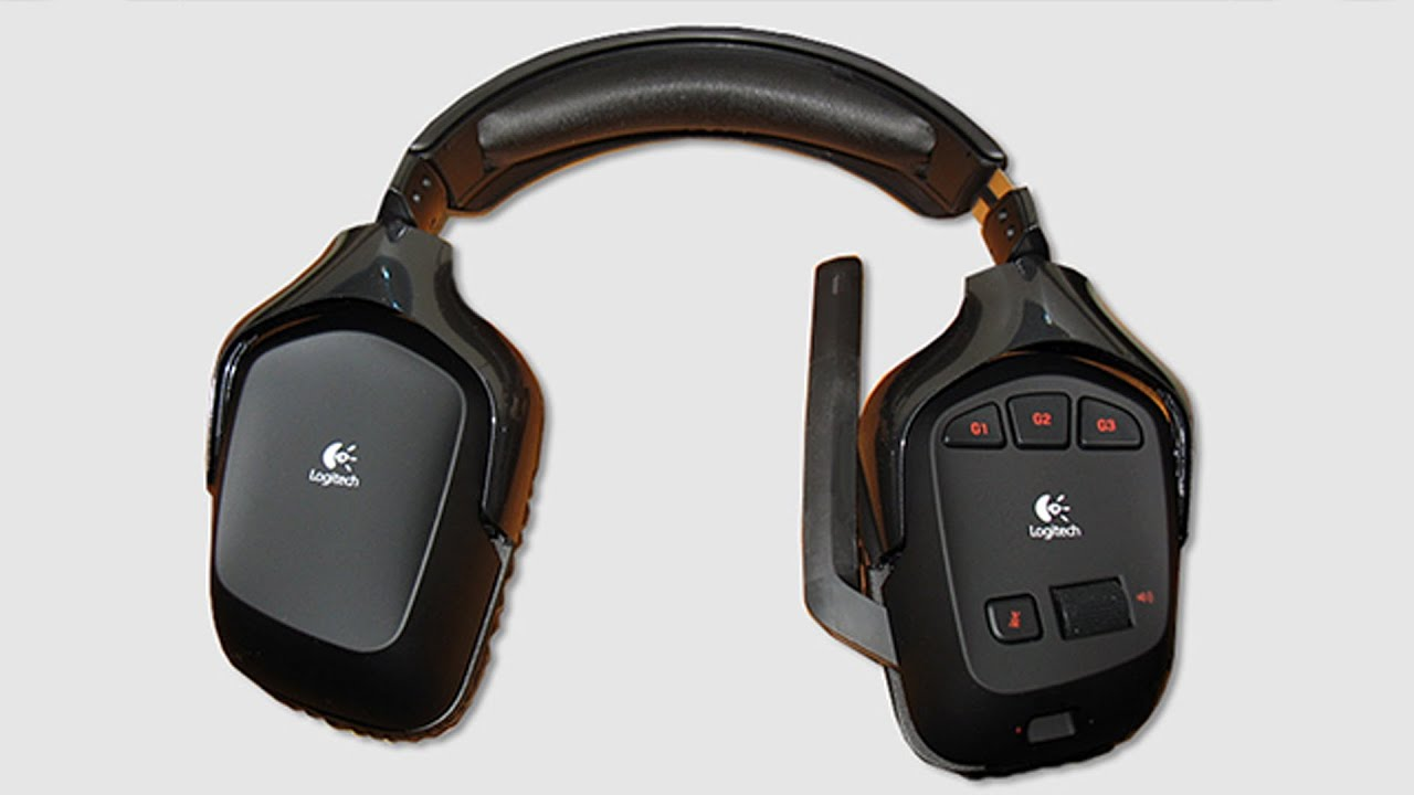 how to get logitech headset to work