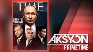 Pres. Duterte, kinilala bilang isa sa 'strongmen' ng TIME magazine