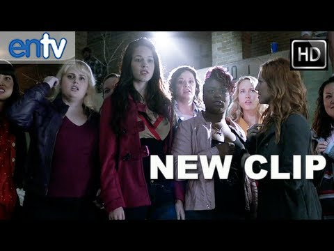 Pitch Perfect rihanna S&m Clip [hd]: Anna Kendrick, Rebel Wilson & Brittany Snow video