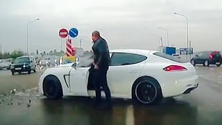 Fail Compilation of Driving in Russia OCTOBER 2016 #54