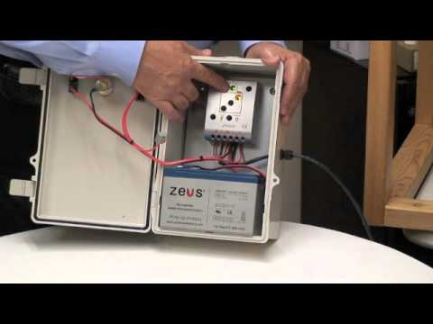 Diy Solar Powered Generator Back Up Battery Free Power