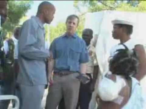 Haiti Earthquake: Reconstruction of Jacmel