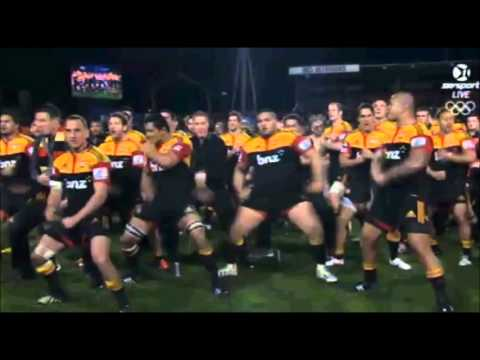 Chiefs Super Rugby winning Haka | Super Rugby Video Highlights 2012