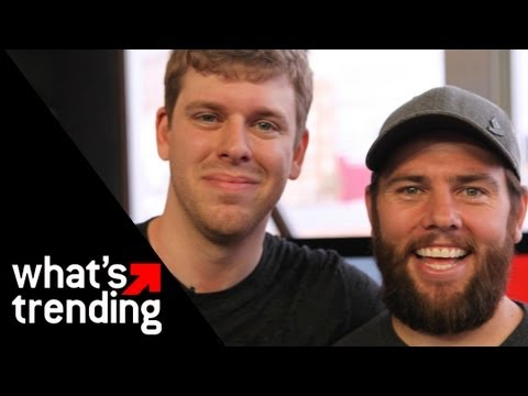 Shay Carl and Corey Vidal Exclusive 