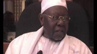 Hommage à Oustaz Barham Diop
