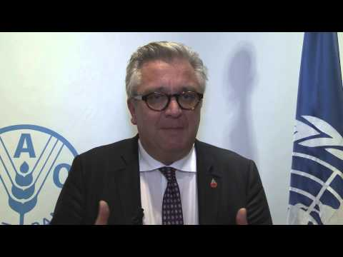 Remarks by Prince Laurent, FAO Special Ambassador for Forests and the Environment
