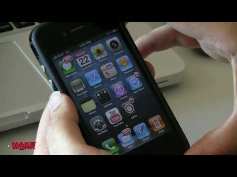 [ENHANCED] First glimpse at REAL iPhone 4 jailbreak in Jay Freeman a.k.a. saurik's hands!