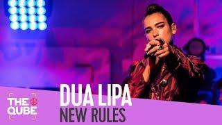 Dua Lipa - 'New Rules' (live in the Qube)