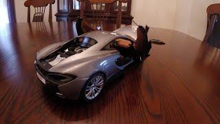 1:18 AUTOart McLaren 570S Review