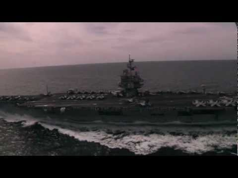 USS Enterprise (CVN-65) Carrier Strike Group (CSG) Atlantic Transit