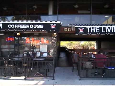 Living Room Cafe And Coffee House Lounge 1010 Prospect Street La Jolla Ca 92037 Youtube