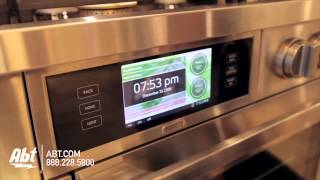 Dacor Discovery Series 48 Dual-Fuel Range DYRP48DS Overview